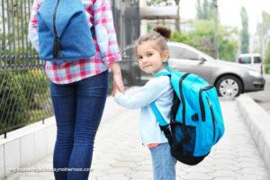 Adjusting To The Kids School Run