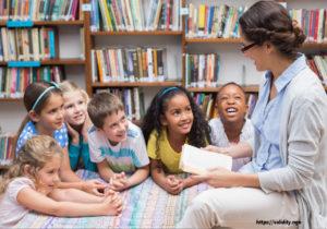 Our Children Get Education, Not Education