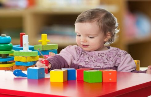 Educational Toys and Early Childhood Education