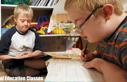 Special Education Classes - Seems To Be A Necessity Now