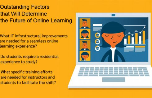 3 Outstanding Factors that Will Determine the Future of Online Learning